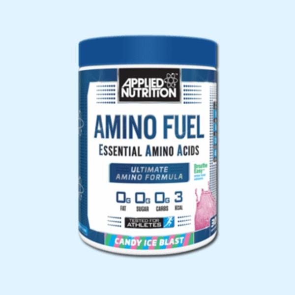 AMINO FUEL 390 G –APPLIED NUTRITION protéine Tunisie SOBITAS protein.tn