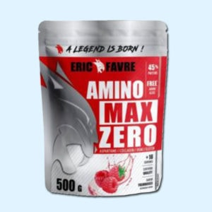 AMINO MAX ZERO 500 G-ERIC FAVRE - protéine tunisie SOBITAS
