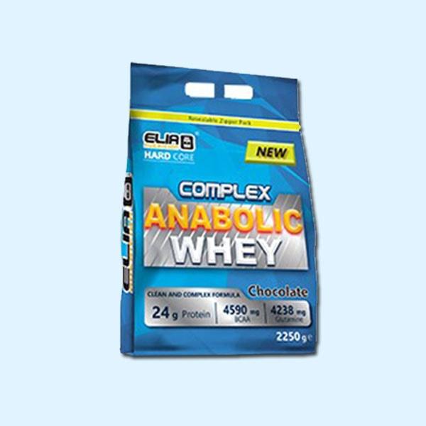 ANABOLIC COMPLEX WHEY 2.3 kg– ELIA NUTRITION HARD CORE