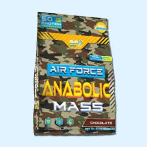 ANABOLIC MASS 5,5 KG –ELIA NUTRITION HARD CORE - protéine tunisie sobitas