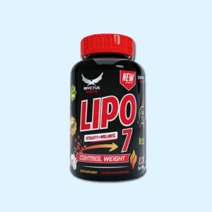 LIPO 7 90 CAPS –INVICTUS READLINE