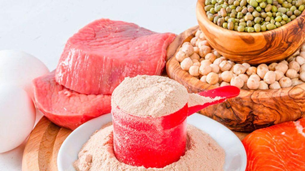 MUSCULATION L'IMPORTANCE DE LA NUTRITION SPORTIVE