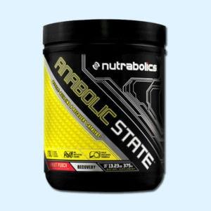 ANABOLIC STATE 375 G - NUTRABOLICS - Protéine Tunisie SOBITAS