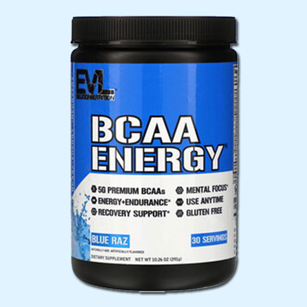 BCAA ENERGY, 282 G - EVLUTION NUTRITION