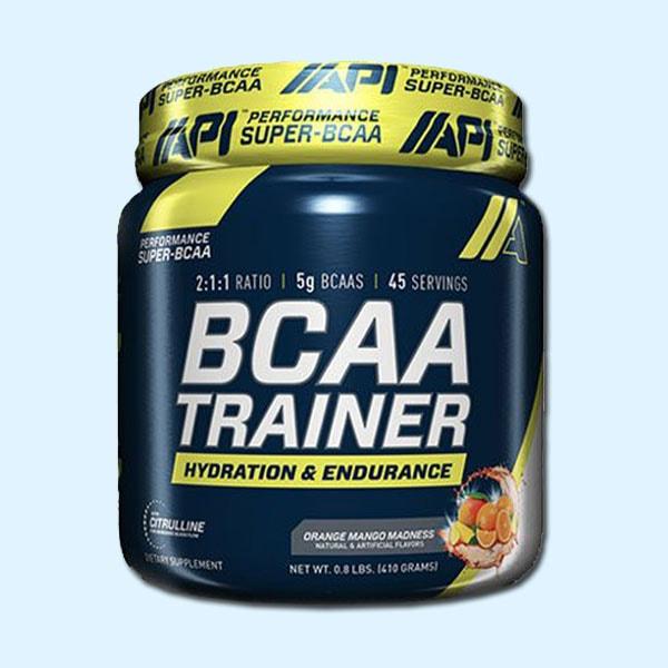 BCAA TRAINER 392 G - API - protéine Sousse SOBITAS protein.tn