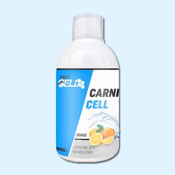 CARNI CELL 3000 500 ML -PROCELL - protéine tunisiesobitas