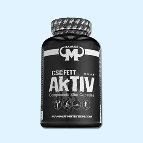 CSC FETT AkTIV 150 Caps - MAMMUT - Protéine Tunisie SOBITAS protein.tn