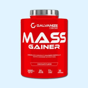 MASS GAINER 3 KG - GALVANIZE - protéine tunisie sobitas