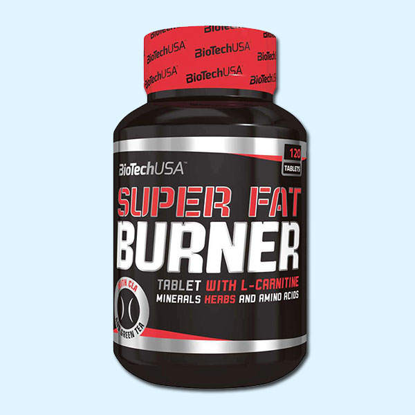 SUPER FAT BURNER 120 TAB - BIO TECH USA - protéine tunisie sobitas
