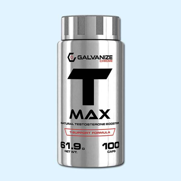 T-MAX NUTRITION 100 CAPS - GALVANIZE - protéine tunisie SOBITAS protein.tn