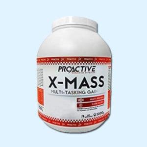X-MASS 3 KG -PROACTIVE - protéine tunisie sobitas