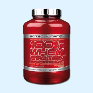 100% WHEY PROTEIN PROFESSLONAL 920 g – SCITEC NUTRITION - protéine Tunisie SOBITAS protein.tn