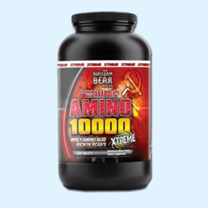 ANABOLIC AMINO 10000 325 Tabs – RUSSIAN BEAR - protéine Tunisie SOBITAS protein.tn