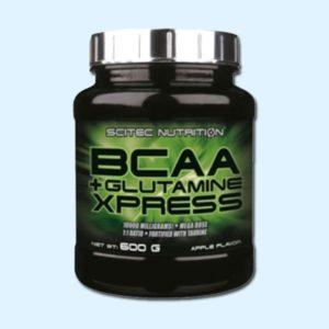 BCAA GLUTAMINE XPRESS 600 G - SCITEC NUTRITION - protéine Sousse SOBITAS protein.tn