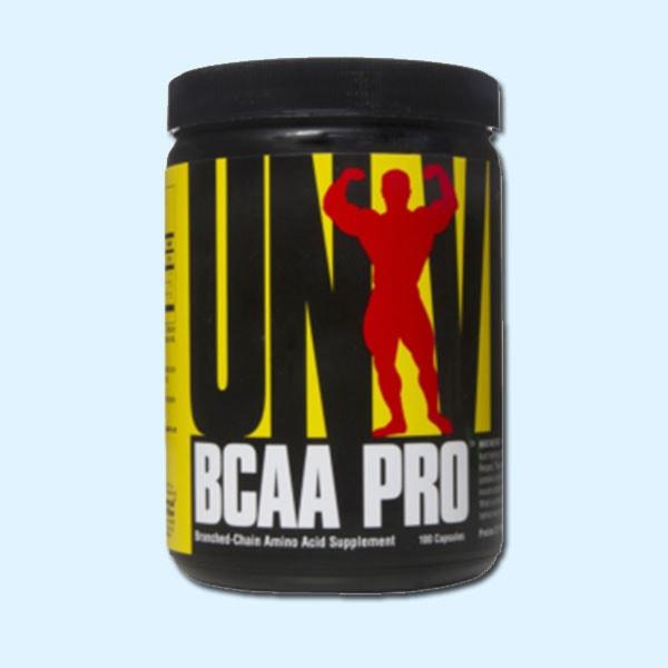BCAA PRO 100 Caps – UNIVERSAL NUTRITION - protéine Sousse SOBITAS protein.tn