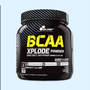 BCAA XPLODE 500 G – OLIMP NUTRITION - protéine Sousse SOBITAS protein.tn