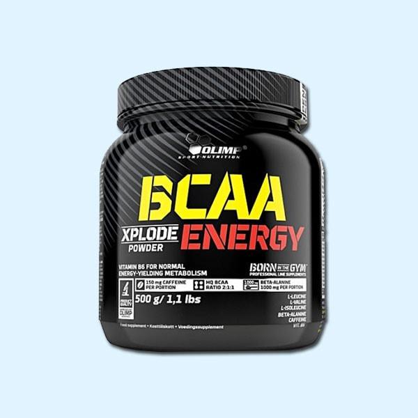 BCAA XPLODE ENERGY 500 G – OLIMP NUTRITION - protéine Sousse SOBITAS protein.tn