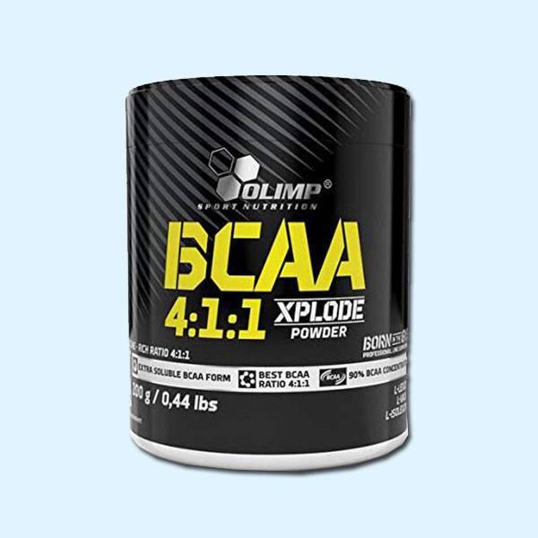 BCAA XPLODE POWDER 200 g – OLIMP NUTRITION - protéine Tunisie SBITAS protein.tn