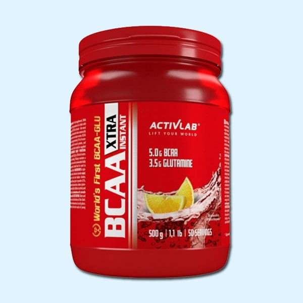 BCAA XTRA INSTANT 500g - ACTIVLAB - protéine Sousse SOBITAS protein.tn