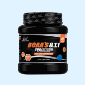 BCAA'S 8.1.1 EVOLUTION -EU NUTRITION - protéine Sousse SOBITAS protein.tn