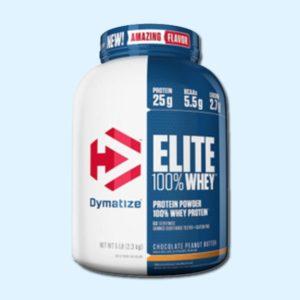 ELITE 100% WHEY – 2.3KG DYMATIZE - protéine Tunisie SOBITAS protein.tn