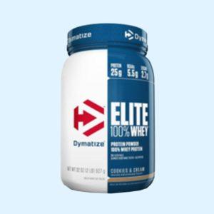 ELITE 100% WHEY 907g - DYMATIZE - protéine Tunisie SOBITAS protein.tn