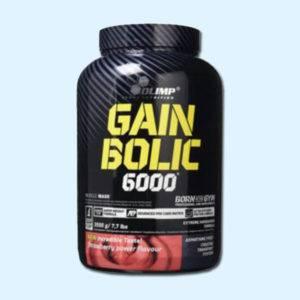GAIN BOLIC 6000 3,5 KG – OLIMP NUTRITION - protéine tunisie sobitas