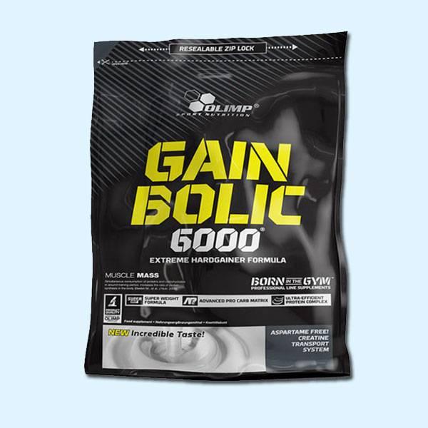 GAIN BOLIC 6000 6,8 KG –OLIMP NUTRITION - protéine tunisie sobitas