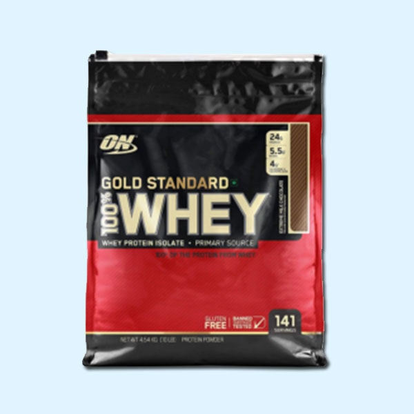 GOLD STANDARD 100% WHEY 4,5 Kg – OPTIMUM NUTRITION - protéine Tunisie SOBITAS protein.tn
