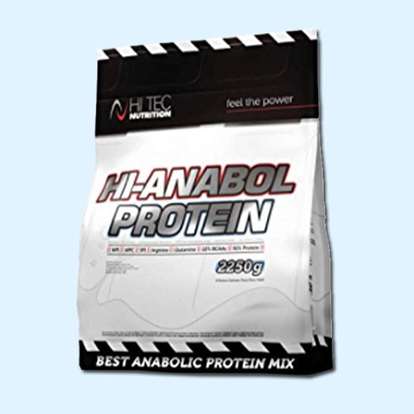 Hi ANABOL Protein 1000g - HI TECH NUTRITION - proteine Tunisie SOBITAS protein.tn