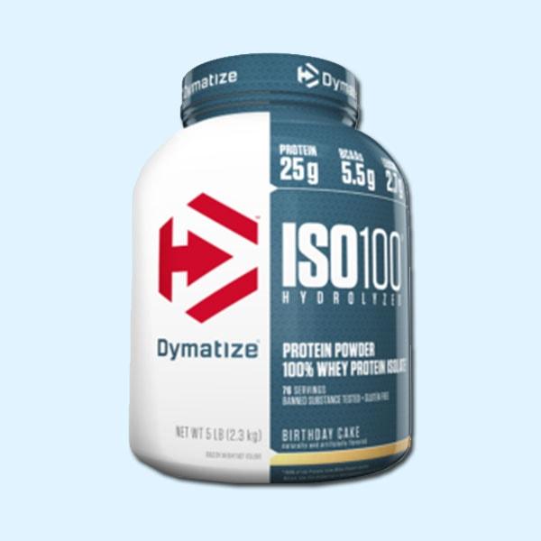 ISO 100 2.3 Kg – DYMATIZE - protéine Tunisie SBITAS protein.tn