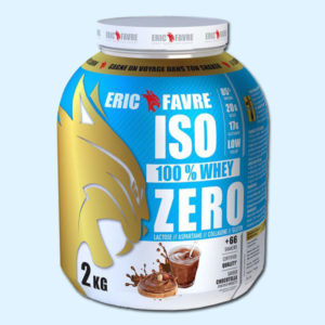 ISO 100% WHEY ZERO 2 KG – ERIC FAVRE - protéine tunisie sobitas