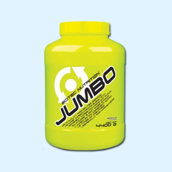 JUMBO 4,4 KG –SCITEC NUTRITION - protéine tunisie sobitas