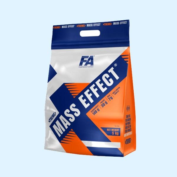 MASS EFFECT 5 KG -FA NUTRITION XTREME - protéine tunisie sobitas