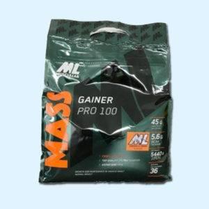 MASS GAINER PRO 100 5,4 KG – MUSCLE LAB - protéine tunisie sobitas
