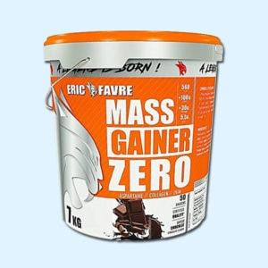 MASS GAINER ZERO 7 KG -ERIC FAVRE - protéine tunisie sobotas