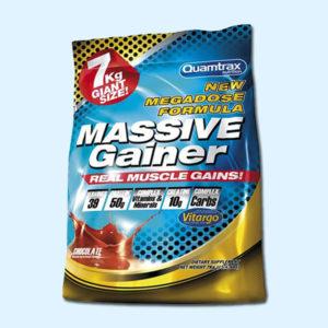 MASSIVE GAINER 7 KG –QUAMTRAX - protéine tunisie sobitas