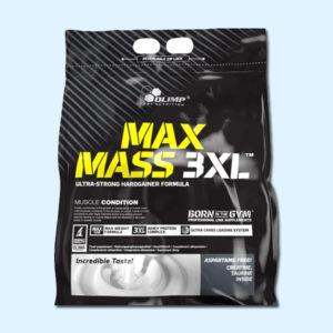 MAX MASS 3XL 6 KG -OLIMP NUTRITION - protéine tunisie sobitas