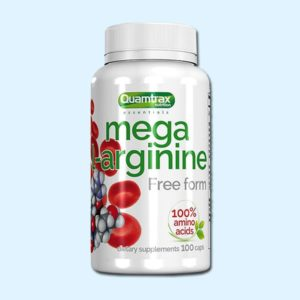 MEGA L-ARGININE 100 Caps – QUAMTRAX - protéine Sousse SOBITAS protein.tn