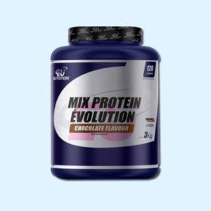 MIX PROTEIN EVOLUTION 3kg – EU NUTRITION - protéine Tunisie SOBITAS protein.tn