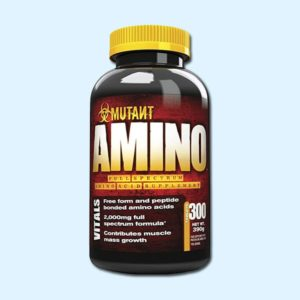MUTANT AMINO 300 Tab – MUTANT - protéine Sousse SOBITAS protein.tn