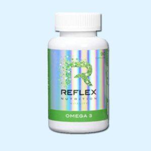 OMEGA 3 90 Caps - REFLEX NUTRITION - protéine Sousse SOBITAS protein.tn
