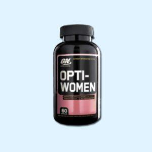 OPTI-WOMEN 120 caps – OPTIMUM NUTRITION - protéine Tunisie SOBITAS protein.tn