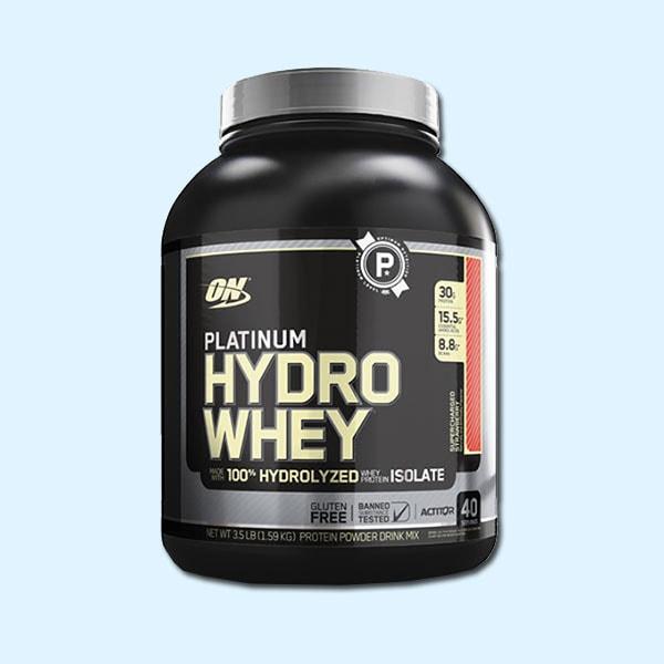 PLATINUM HYDROWHEY 1,59 Kg – OPTIMUM NUTRITION - protéine Tunisie SOBITAS protein.tn