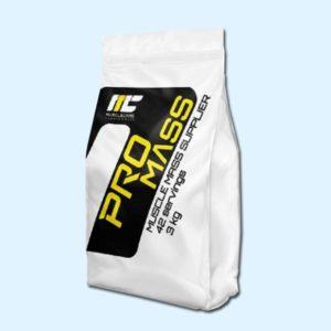 PRO MASS 3 kg – MUSCLECARE - protéine Tunisie SOBITAS protein.tn