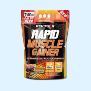 RAPID MUSCLE GAINER 5,4 Kg - DEVOTIKA - protéine Tunisie SOBITAS protein.tn