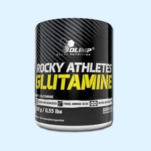 ROCKY ATHLETES GLUTAMINE 250 G – OLIMP NUTRITION - protéine Sousse SOBITAS protein.tn