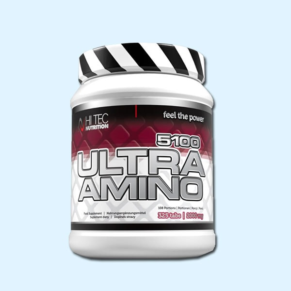 Ultra Amino 5100 325 Tabs - HI TECH NUTRITION - protéine de nutrition Sousse SOBITAS protein.tn