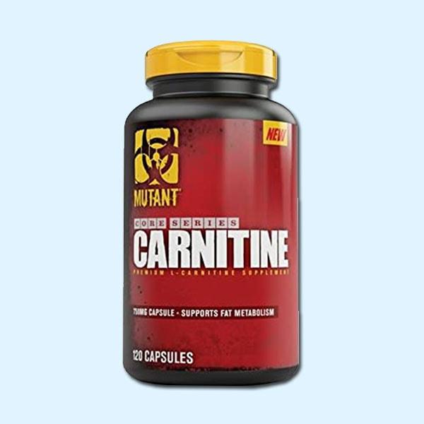 CORE SERIES CARNITINE 120 CAPSULES – MUTANT - protéine Tunisie SOBITAS protein.tn