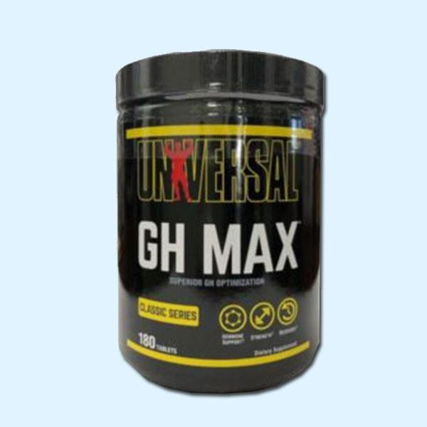GH MAX 180 CAPS – UNIVERSAL NUTRITION - protéine Sousse SOBITAS protein.tn